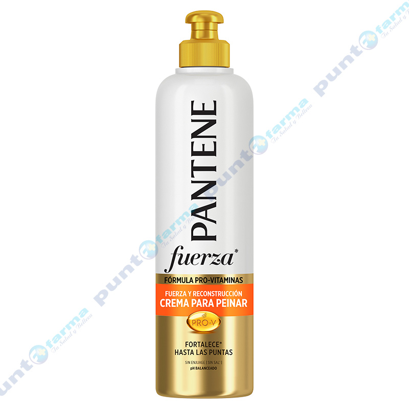 Imagen de producto:  Crema para Peinar Fuerza y Reconstrucción Pantene PRO-V® - 300 ml