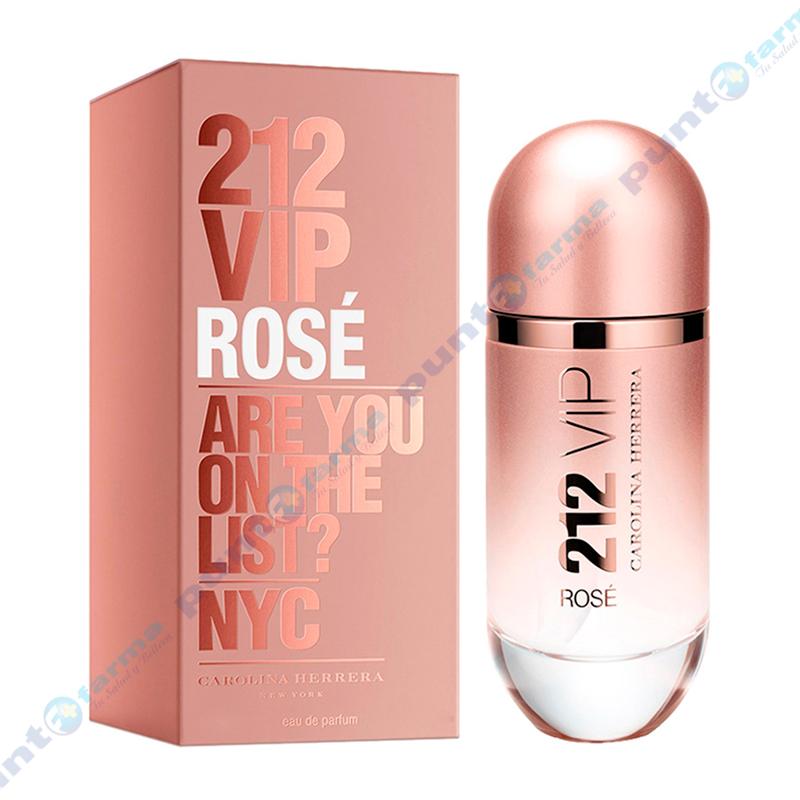 Imagen de producto: 212 Vip Rosé de Carolina Herrera - 50ml