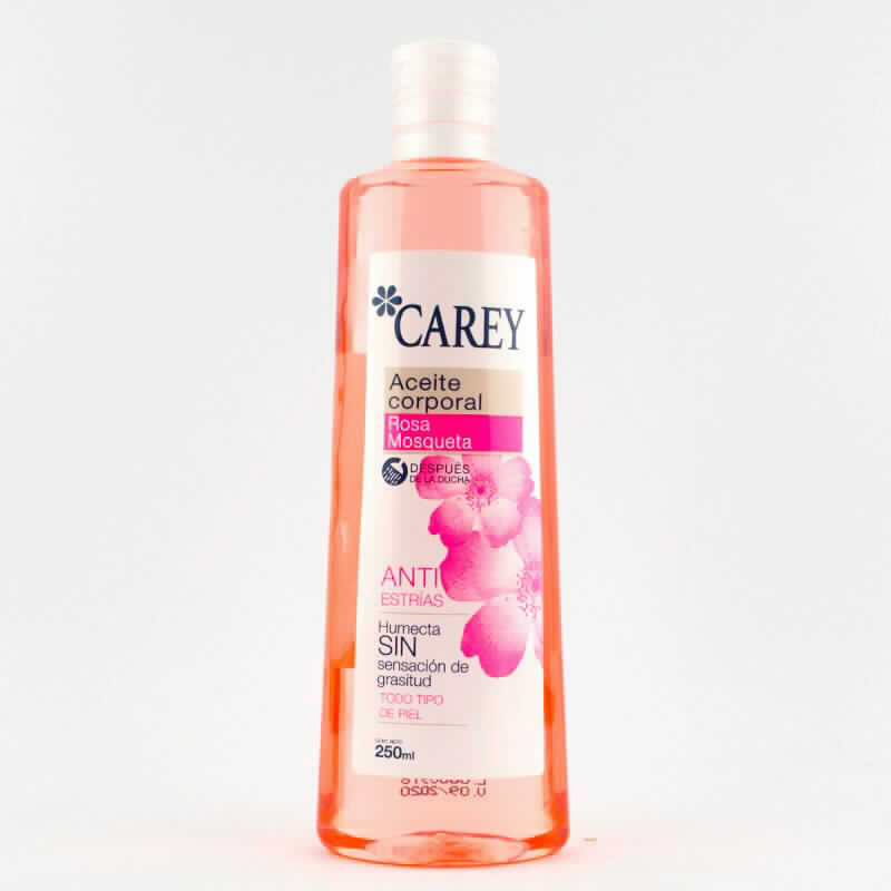 Imagen de producto: Aceite corporal CAREY Rosa Mosqueta - 250 ml