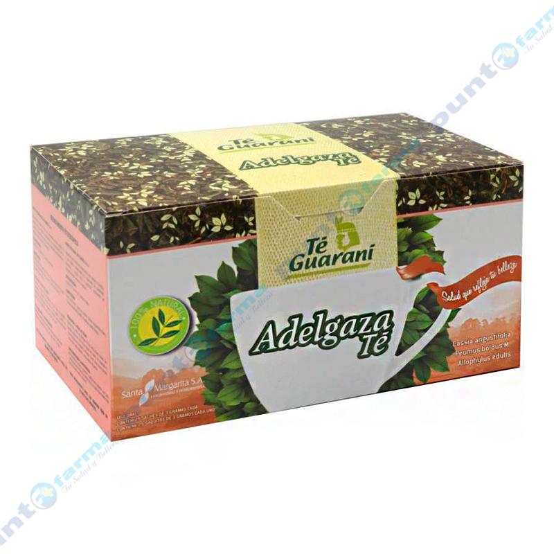 Imagen de producto: Adelgaza Té de Té Guaraní - Cont. 25 saquitos de 3 g c/u