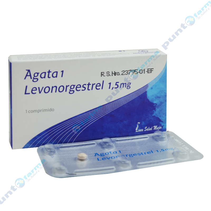 Imagen de producto: Agata 1 - Caja de 1 comprimido