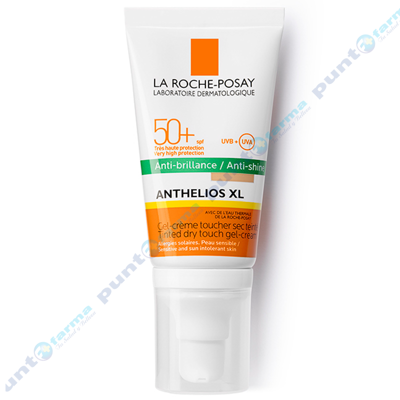 Imagen de producto: Anthelios Toque Seco Con Color SPF50+ La Roche Posay - 50ml