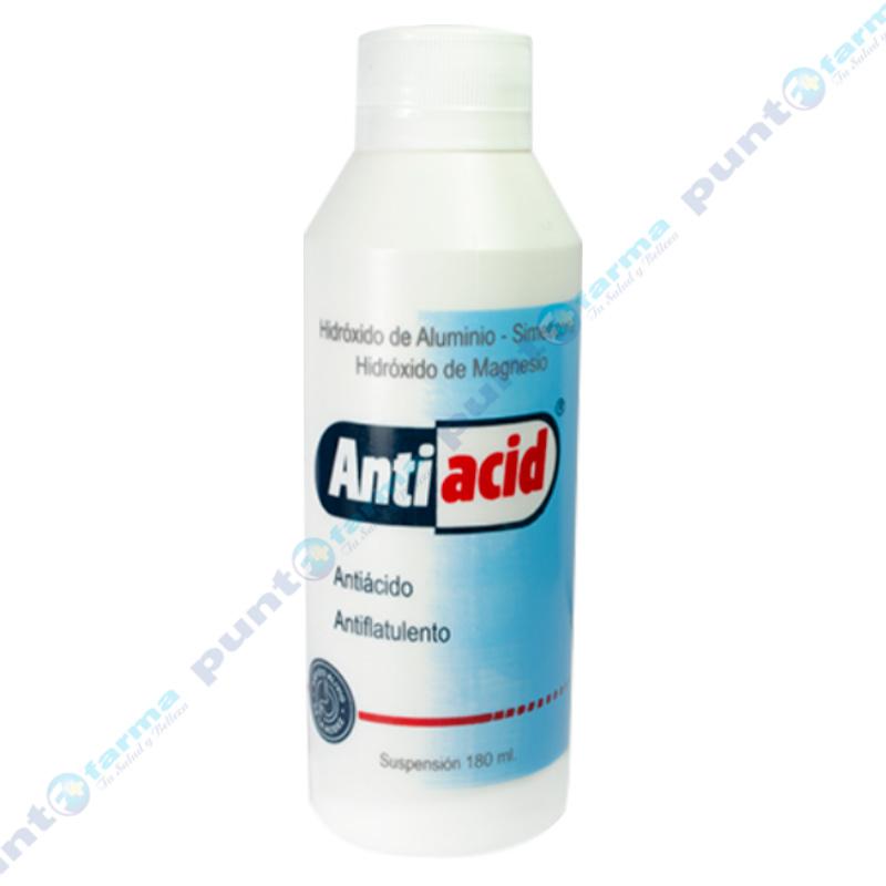 Imagen de producto: Antiacid® Suspensión - 180mL