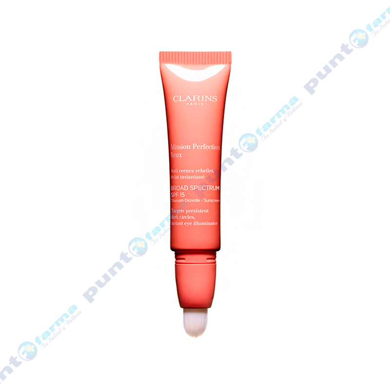 Imagen de producto: Antiojeras Mission Perfection Eye Clarins - 15 mL