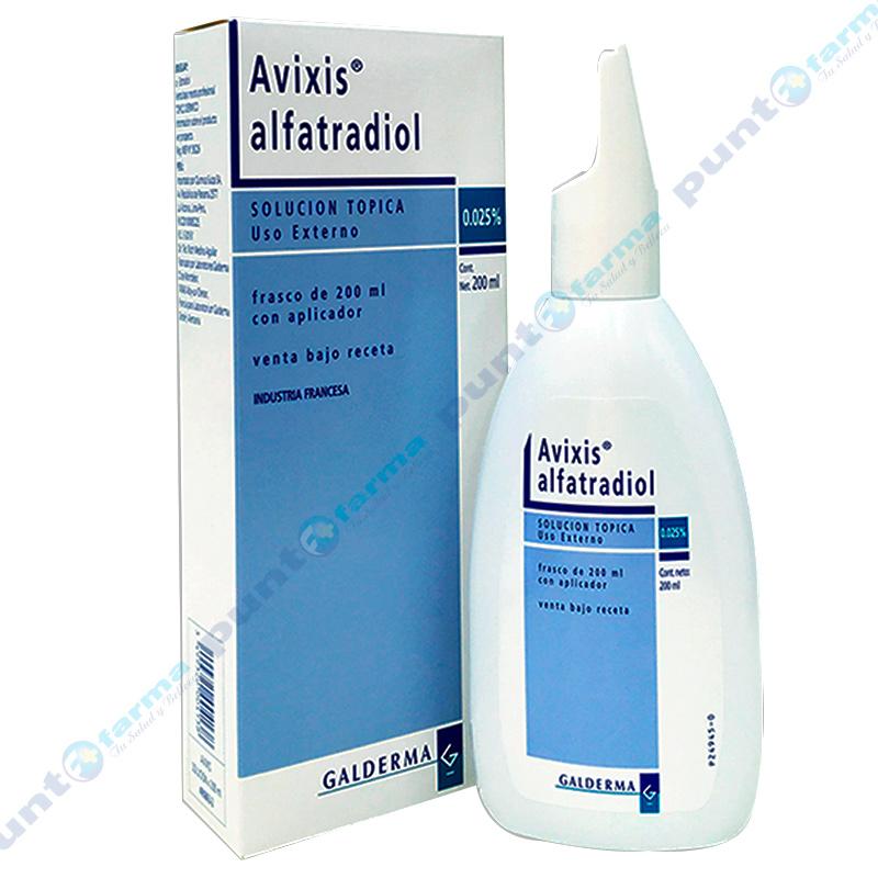 Imagen de producto: Avixis® Solución Tópica - 200mL