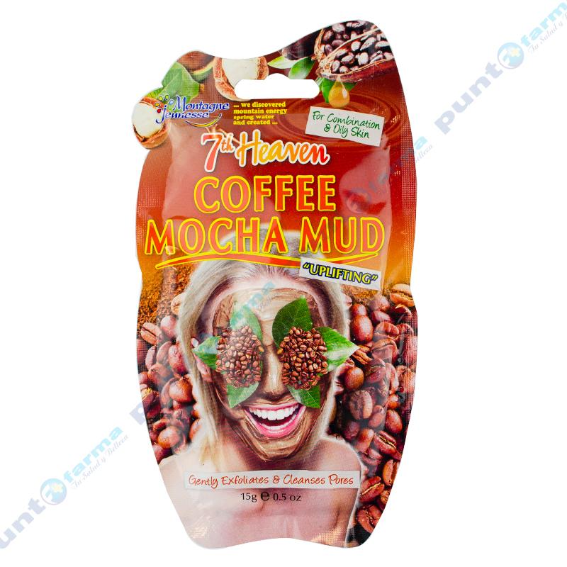 Imagen de producto: Barro Exfoliante de cafe Montagne Jeunesse - Contenido de 15 g