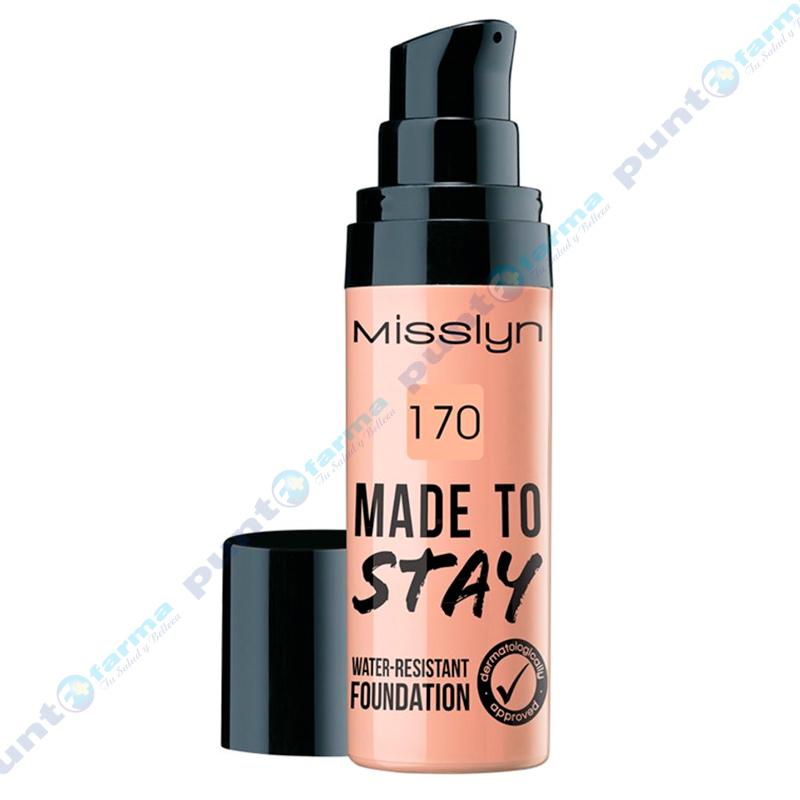 Imagen de producto: Base resistente al agua Misslyn N°170