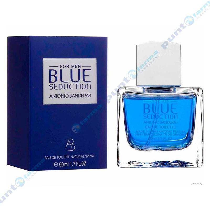 Imagen de producto: Blue Seduction For Men de Antonio Banderas - 50mL