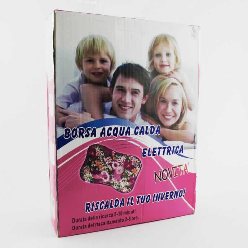 Imagen de producto: Bolsa de agua caliente electrica