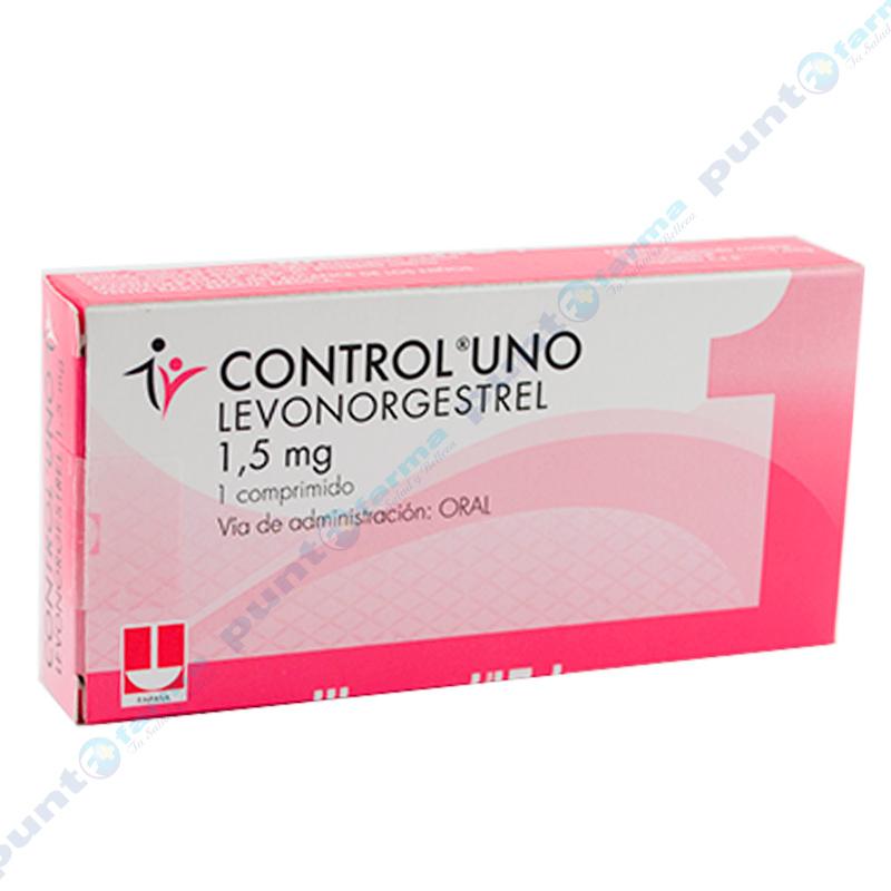 Imagen de producto: CONTROL® UNO - Caja de 1 comprimido