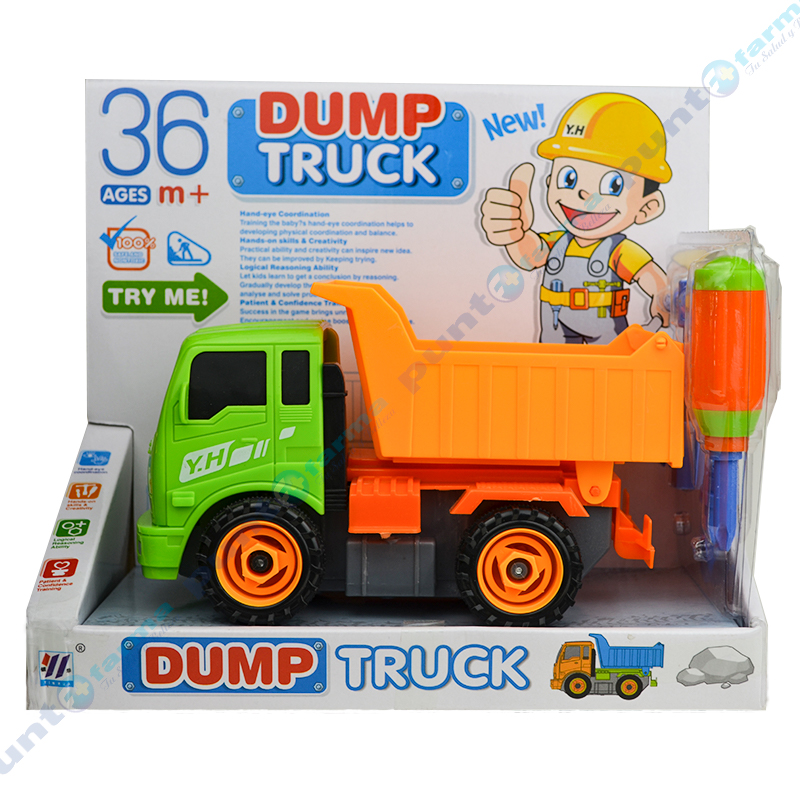 Imagen de producto: Camión Tumba