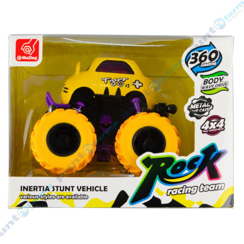 Imagen de producto: Camioneta Fricción Tiger
