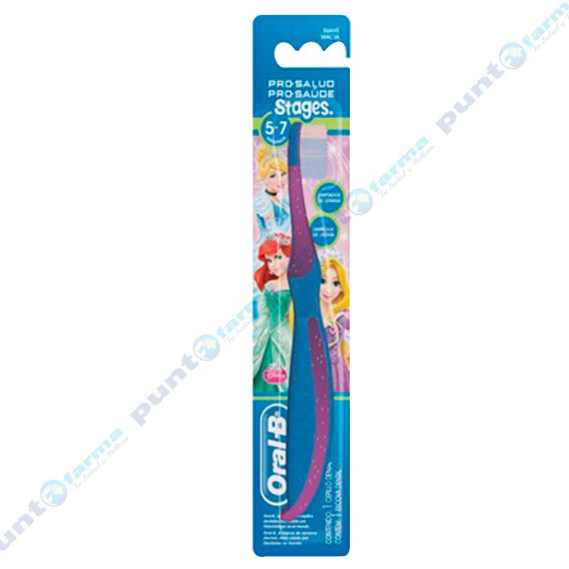 Imagen de producto: Cepillo Dental Infantil Oral-B Stages Princess 5-7 años