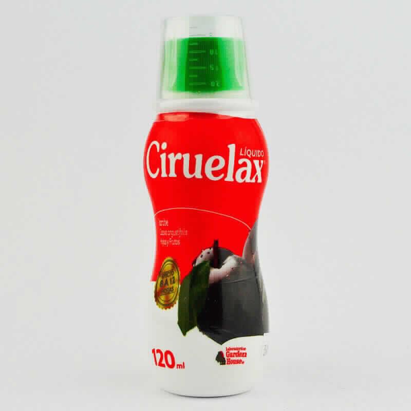 Imagen de producto: Ciruelax® Líquido Cassia angustifolia Hojas y Frutos - Jarabe de 120 ml