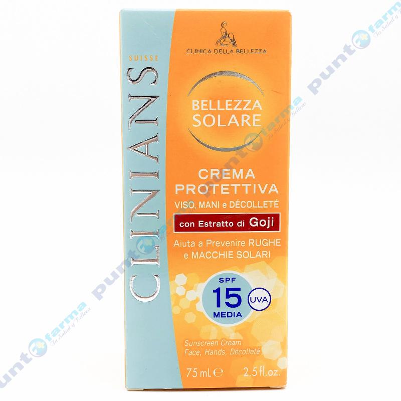 Imagen de producto: Clinians Crema Viso Protettiva 15 SPF - 75mL