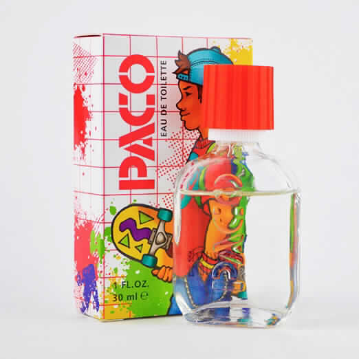 Imagen de producto: Colonia para niños PACO Eau de Toilette - 30 ml