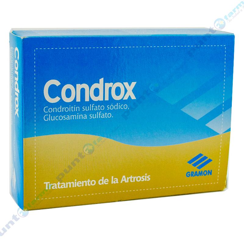 Imagen de producto: Condrox - Caja de 20 comprimidos