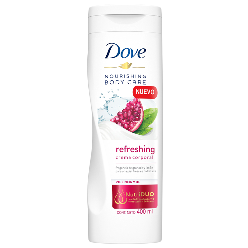 Imagen de producto: Crema Corporal Refreshing Dove  - 400mL