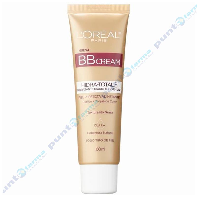 Imagen de producto: Crema Facial BBCream Hidra-Total5 LÓRÉAL® PARÍS - 60mL