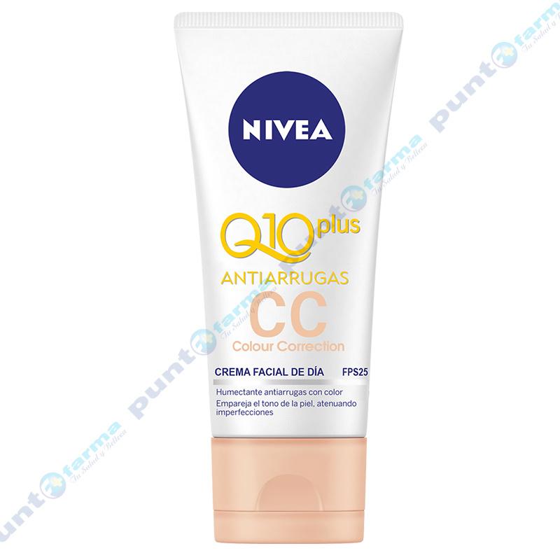 Imagen de producto: Crema Facial de día Q10 Plus FPS15 Nivea- 50mL