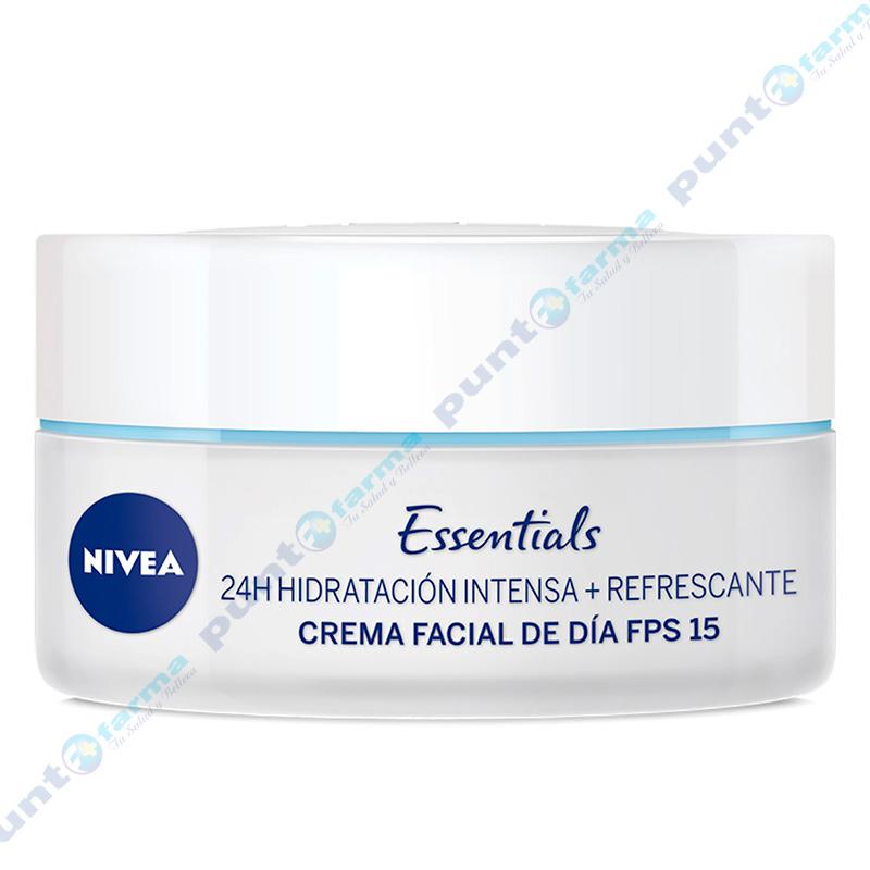 Imagen de producto: Crema Facial dia Essentials Nivea - 50mL