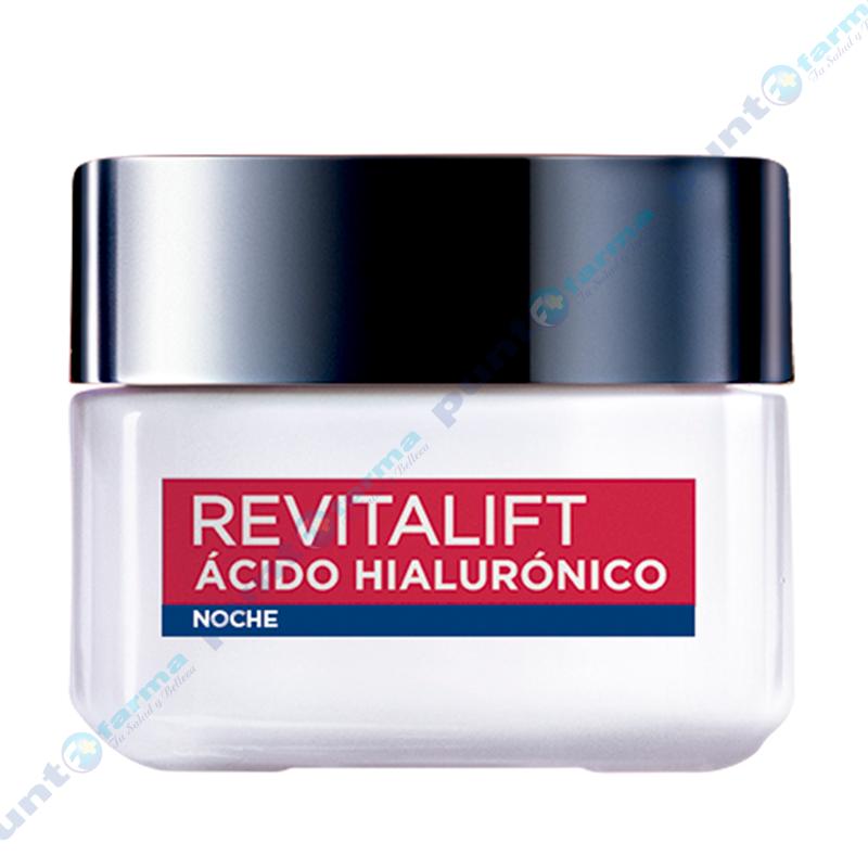 Imagen de producto: Crema Revitalift de Noche con ácido hialurónico - 50mL