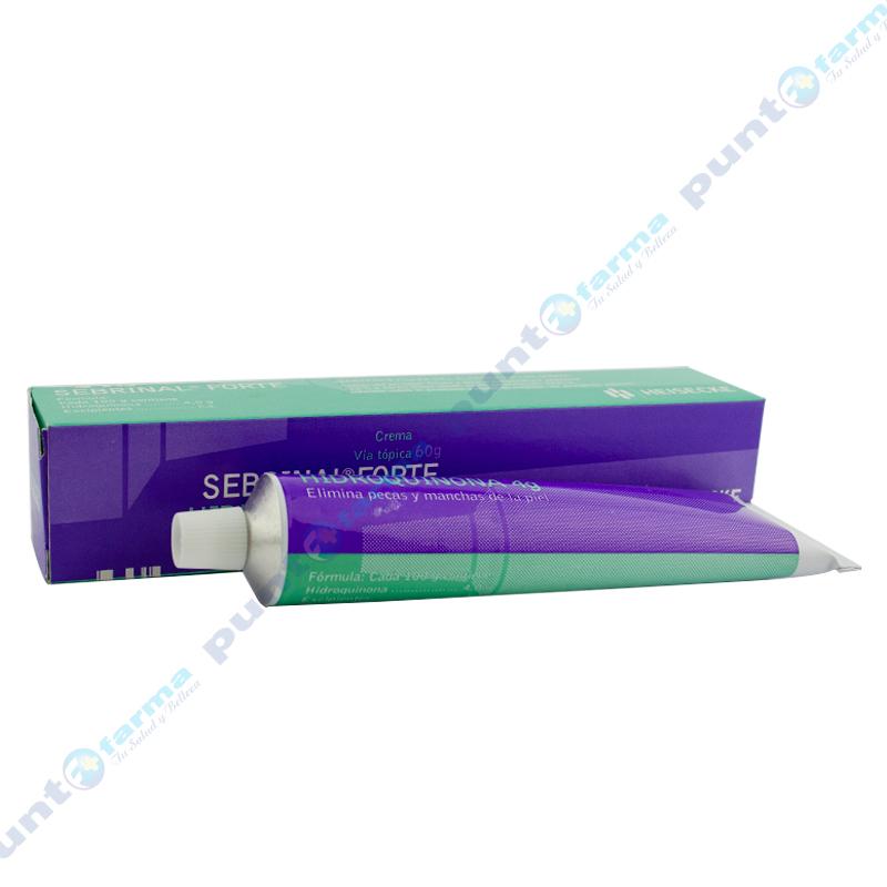 Imagen de producto: Crema Sebrinal® Forte - Hidroquinona 4g - 60g