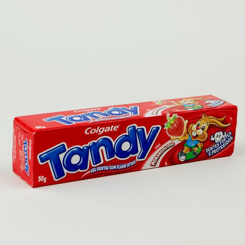 Imagen de producto: Crema dental Tandy sabor morango Colgate® - 50g