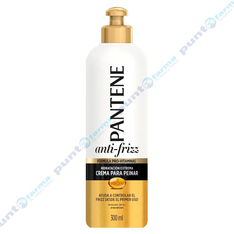 Imagen de producto: Crema para Peinar Anti-Frizz Hidratación Extrema Pantene PRO-V® - 300 ml