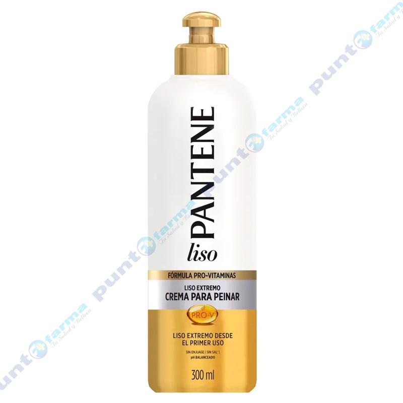 Imagen de producto: Crema para Peinar Liso Extremo Pantene PRO-V® - 300 ml