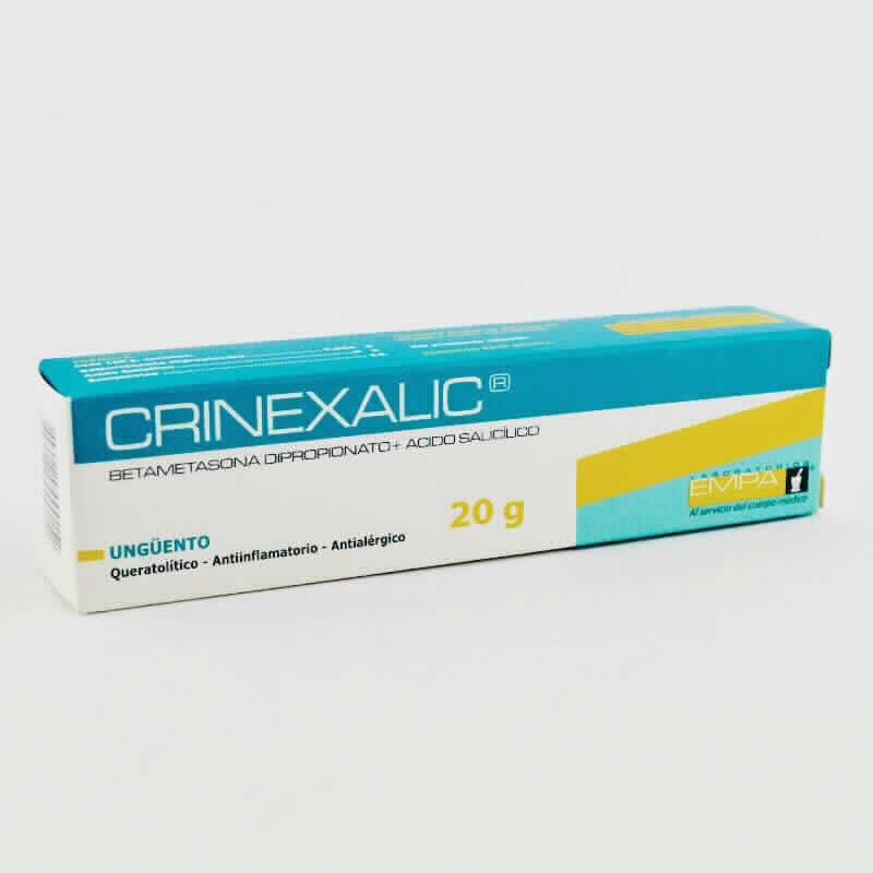 Imagen de producto: Crinexalic® Ungüento 20 g