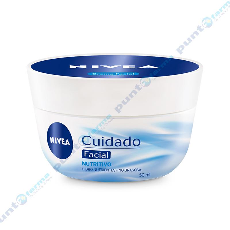 Imagen de producto: Cuidado Facial Nutritivo Nivea - 50mL
