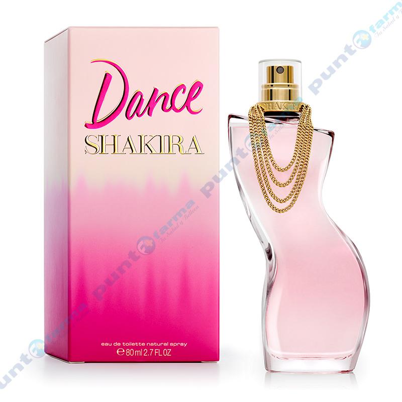 Imagen de producto: Dance Shakira Eau de Toilette - 80ml