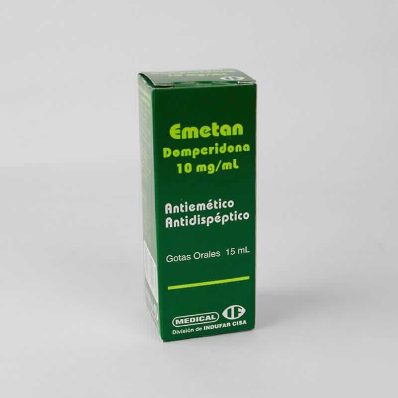 Imagen de producto: Emetan  Domperidona 10mg  - Gotas de 15 ml.