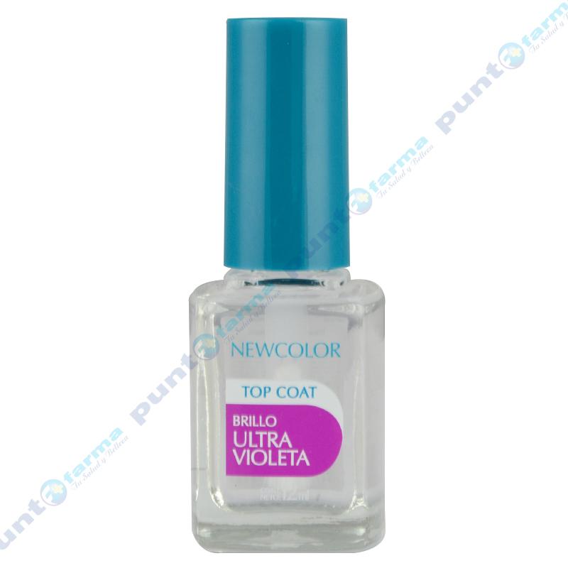 Imagen de producto: Esmalte Top Coat Ultra Violeta NEWCOLOR - N° 9.20