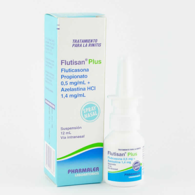Imagen de producto: Flutisan Plus - Suspensión intranasal de 12 ml