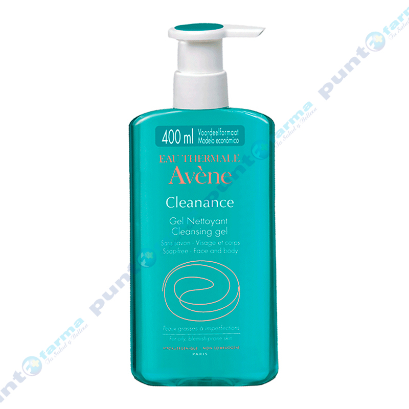 Imagen de producto: Gel Limpiador Cleanance Avène - 400 mL