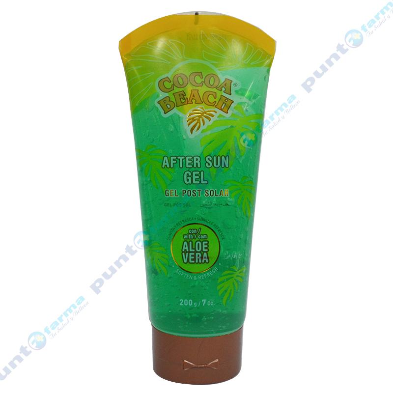 Imagen de producto: Gel Post Solar con Aloe Vera COCOA® BEACH - 200g
