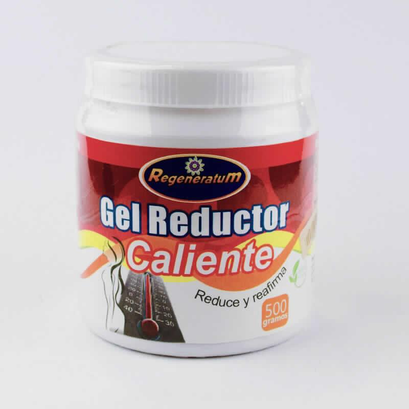 Imagen de producto: Gel Reductor Caliente REGENERATUM  - Contenido de 500 gramos