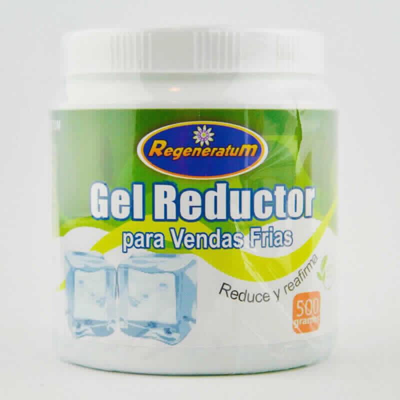 Imagen de producto: Gel Reductor REGENERATUM para vendas frias - Contenido 500 gramos