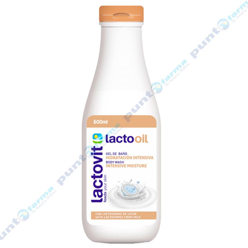 Imagen de producto: Gel de Baño Lactooil Lactovit - Cont. Neto 600mL