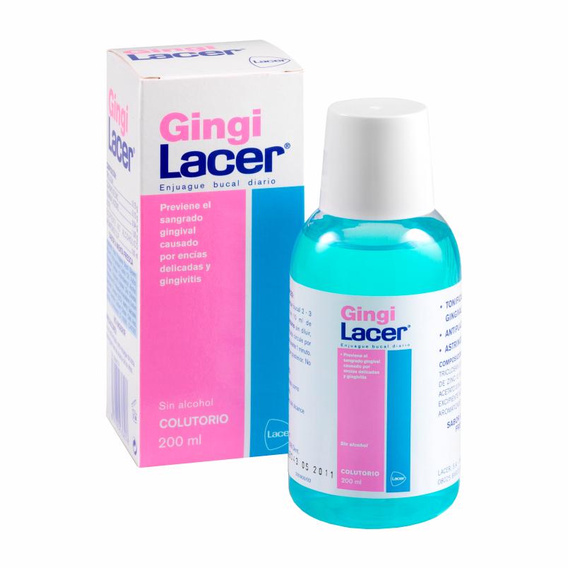 Imagen de producto: Gingilacer colutorio 200 ml
