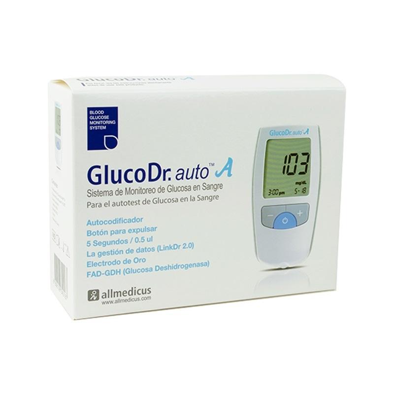 Imagen de producto: Gluco Dr. auto A Sistema de monitoreo de glucosa en sangre