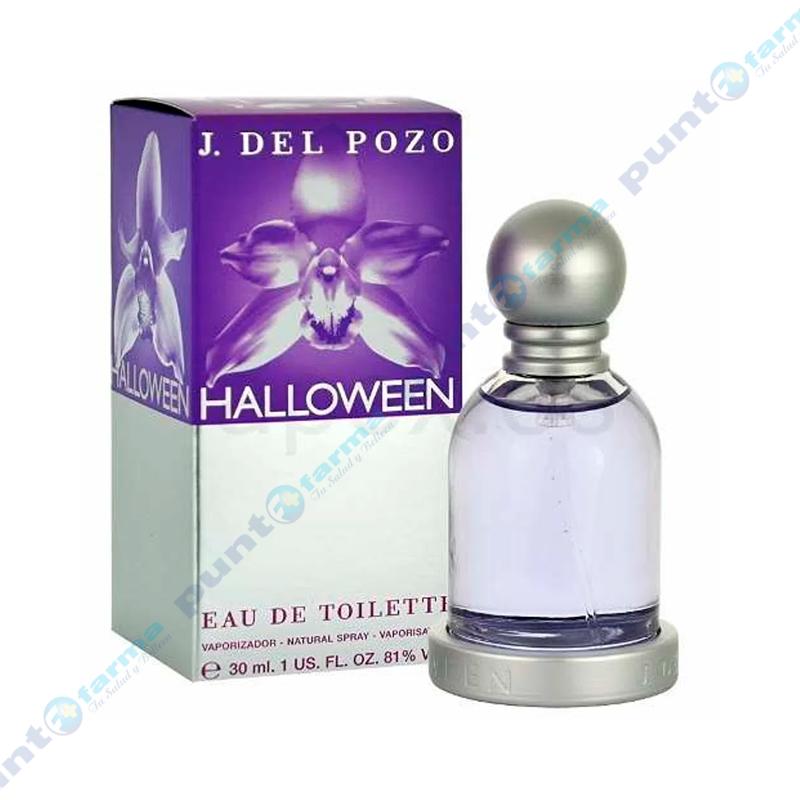 Imagen de producto: Halloween EDT de Jesús del Pozo - 30ml