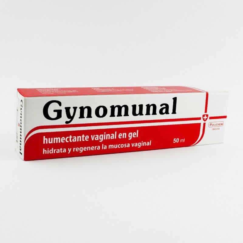 Imagen de producto: Humectante Vaginal en gel Gynomunal - 50ml