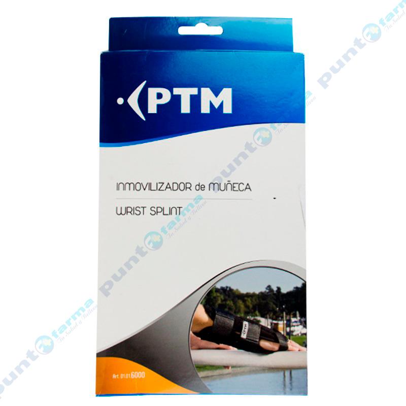 Imagen de producto: Inmovilizador de muñeca PTM