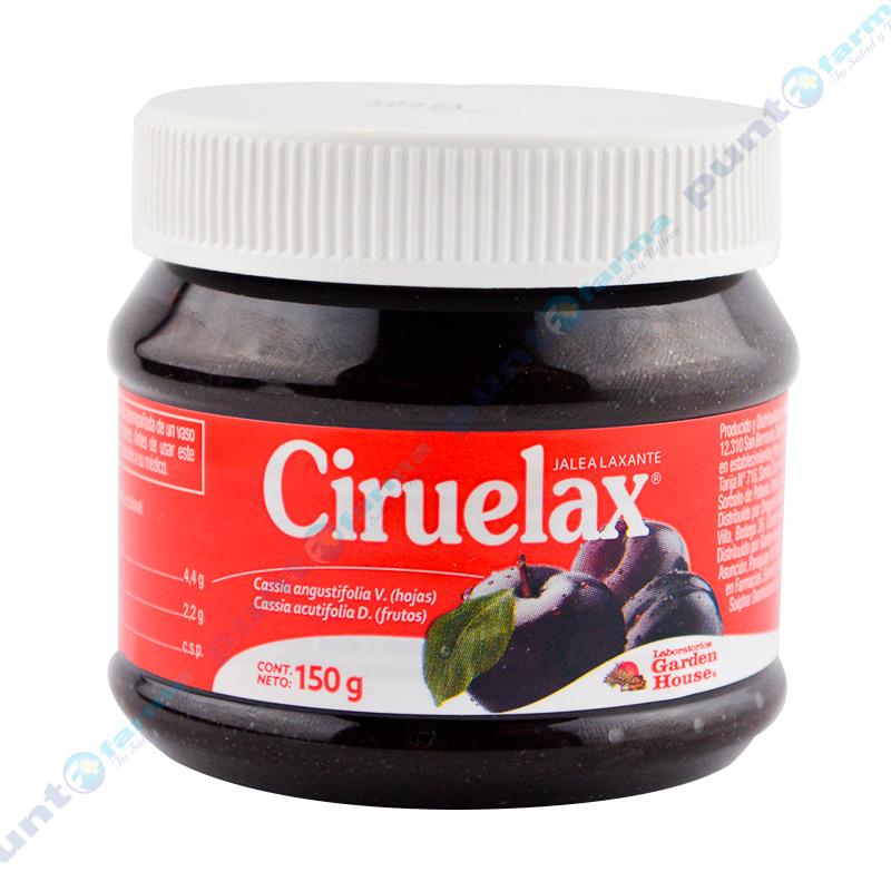 Imagen de producto: Jalea Laxante Ciruelax® - CONT. NETO 150 g