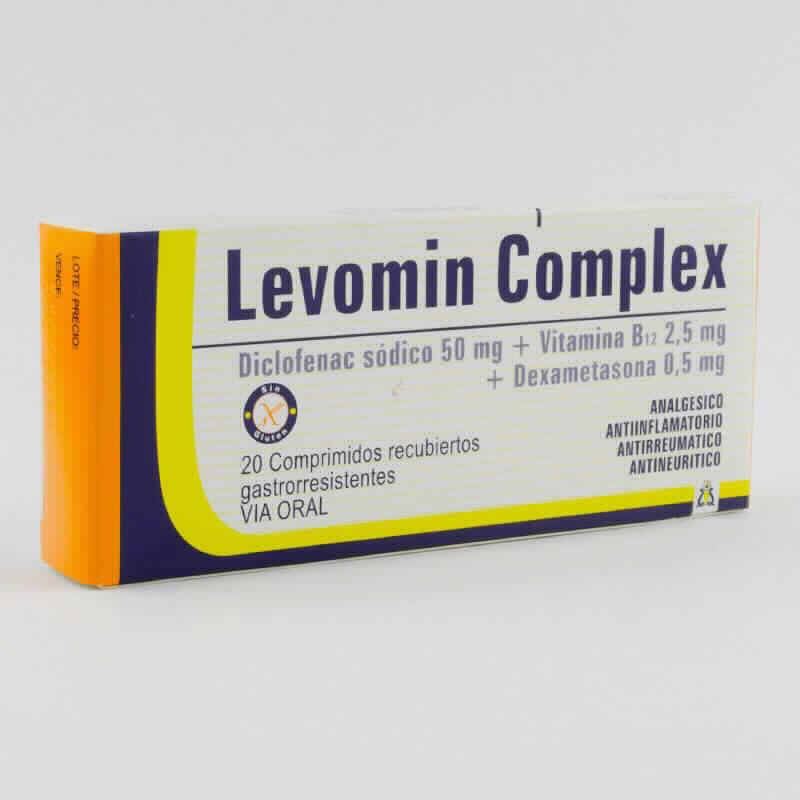 Levomin 30 brust