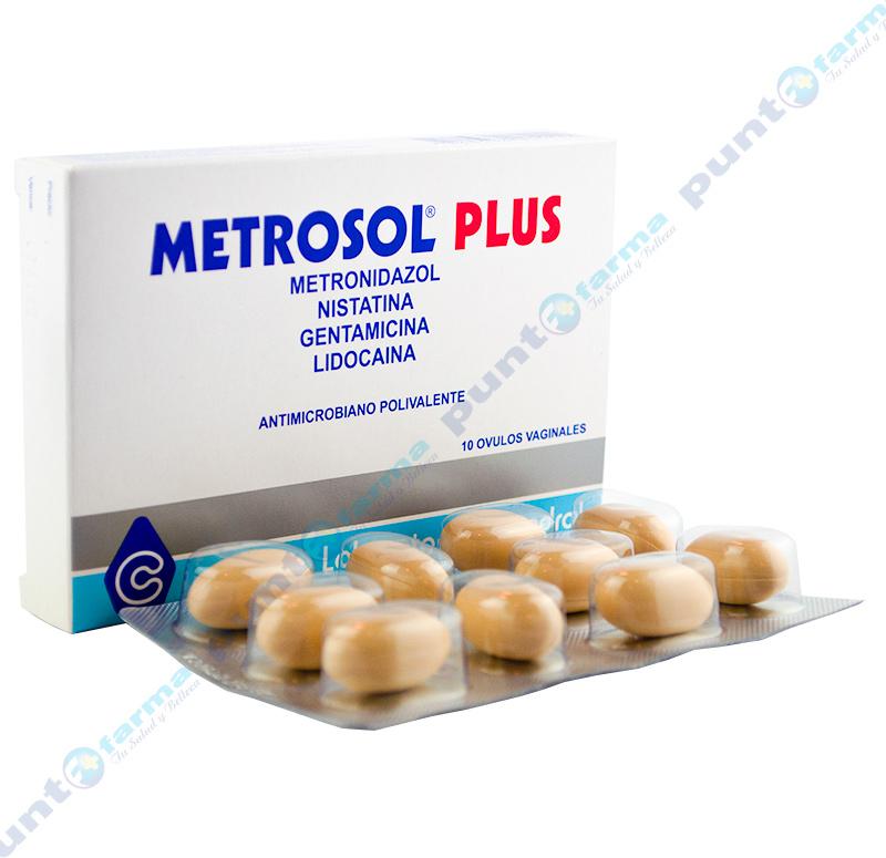 El en ovulos metronidazol se puede embarazo usar