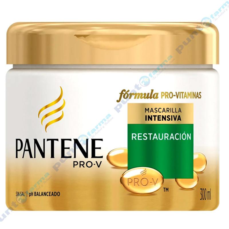 Imagen de producto: Mascarilla Intensiva Pantene PRO-V® Restauración - 300ml
